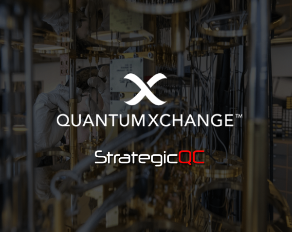 Our CEO, Herman Collins in an exclusive interview for Quantum Xchange's blog